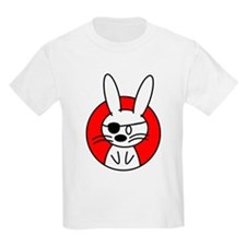 The Rabbit Pirate T-Shirt