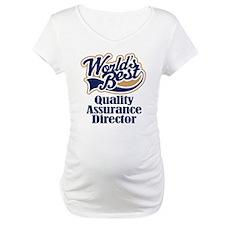 Quality Assurance Director (Worlds Best) Shirt