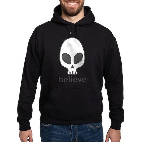 Alien skull Hoodie (dark)