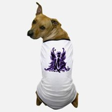 Purple Fairy Dog T-Shirt