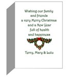 Mary's Motto Christmas Cards #1 (Pk of 10)