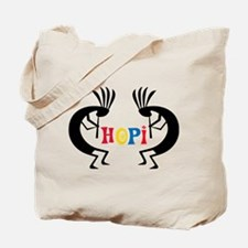 Hopi Indians Tote Bag