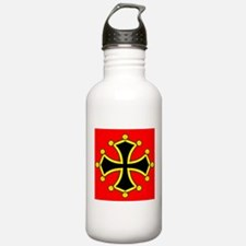 Cathar Cross Water Bottle