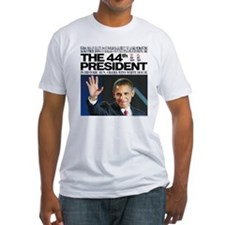 44th President/Yes We Did Again Shirt