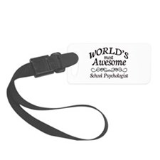 Awesome Luggage Tag