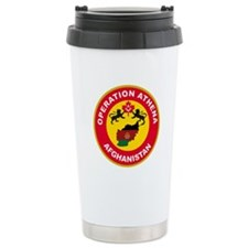 Operation Athena Travel Mug