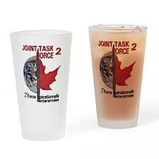 2e opérationnelle interarmées Drinking Glass