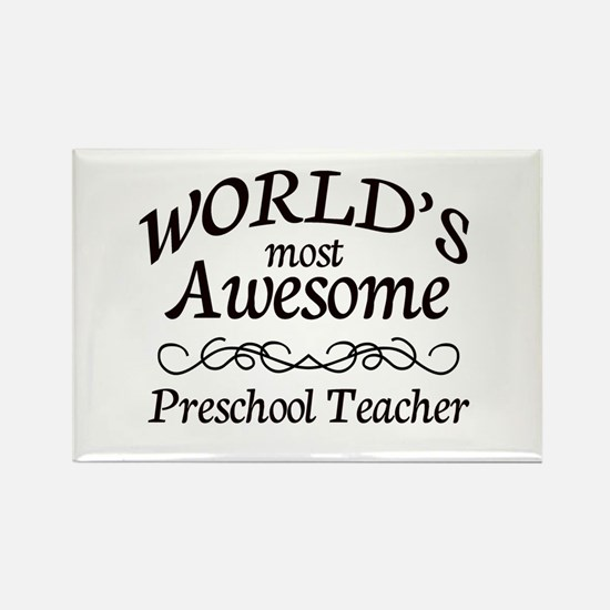 Awesome Rectangle Magnet (100 pack)