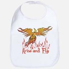 Arise and Fly Bib
