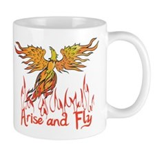 Arise and Fly Mug