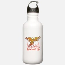 Arise and Fly Water Bottle