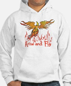 Arise and Fly Hoodie