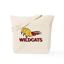 Wildcats Tote Bag