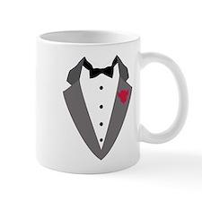 Black Tie Mug