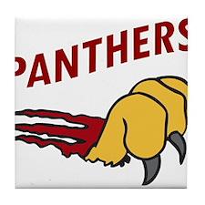 Panthers Tile Coaster