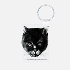 Kitty Face Keychains