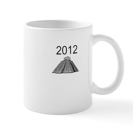 I survived 2012 Mayan apocalypse 12-21-2012 Mug