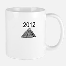 I survived 2012 Mayan apocalypse 12-21-2012 Mug