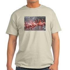 Flamingo Group T-Shirt
