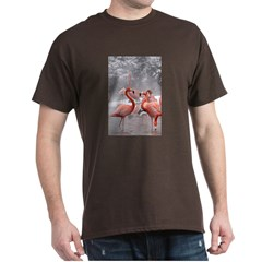 2 Flamingos T-Shirt