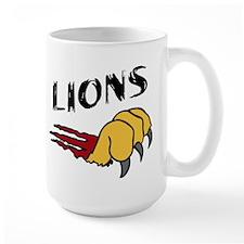 Lions Mug
