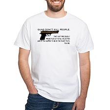 Guns Don't Kill People Shirt