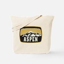 Aspen Sunshine Patch Tote Bag