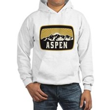 Aspen Sunshine Patch Hoodie Sweatshirt
