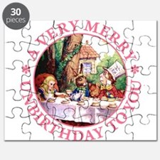 A Very Merry Unbirthday To You Puzzle