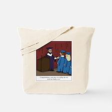 Unique Masters degree Tote Bag