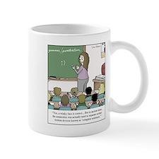 Using the Semicolon Mugs