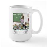 Education Large Mugs (15 oz)