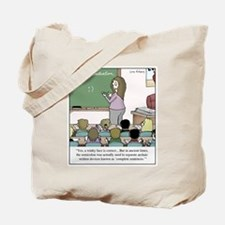 Cute Grammar Tote Bag