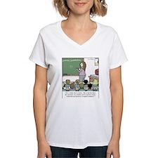Using the Semicolon T-Shirt