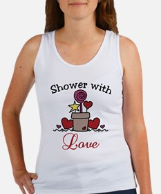 Shower With Love Women's Tank Top