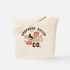 A-Basin Go Huck Yourself Tote Bag