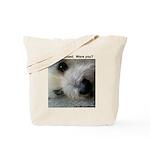 Rescue equals love Tote Bag