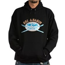A-Basin Crossed-Skis Badge Hoodie