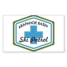 Arapahoe Basin Ski Patrol Decal
