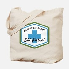 Arapahoe Basin Ski Patrol Tote Bag