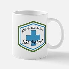Arapahoe Basin Ski Patrol Mug