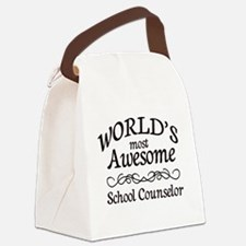 Awesome Canvas Lunch Bag