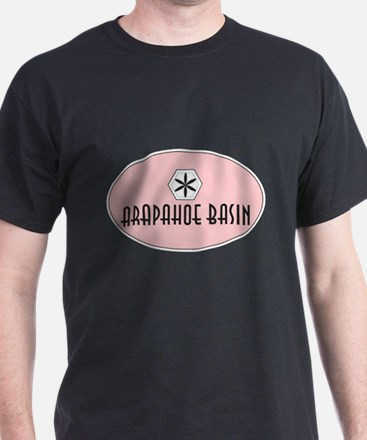 Arapahoe Basin Retro Patch T-Shirt