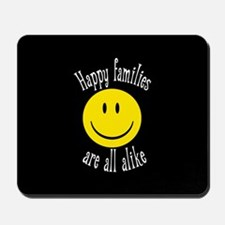 Happy Families Mousepad