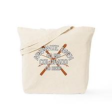 Go Big Arapahoe Basin Tote Bag