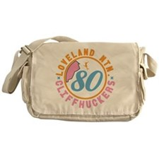 Loveland Cliffhuckers Messenger Bag
