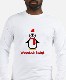 Penguin - Long Sleeve T-Shirt