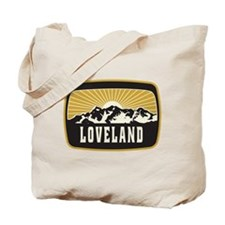 Loveland Sunshine Patch Tote Bag