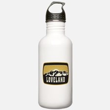 Loveland Sunshine Patch Water Bottle