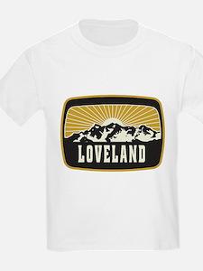Loveland Sunshine Patch T-Shirt